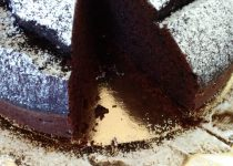 BIZCOCHO DE CHOCOLATE INTENSO (con Thermomix)